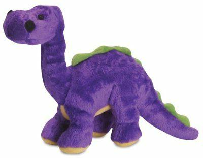 Godog Dinos Bruto With Chew Guard Technology Tough Plush Dog