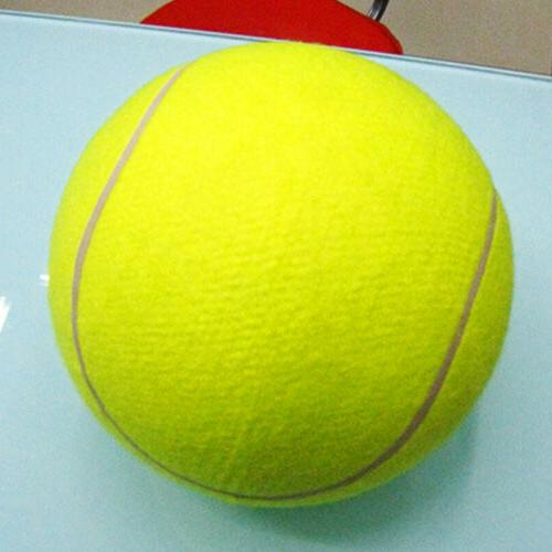 "Hot 9.5"" Giant Pet Dog Puppy Tennis Ball Play Toy"