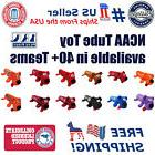NCAA DOG TOY - Licensed Tube Toys available in 40+ COLLEGE T