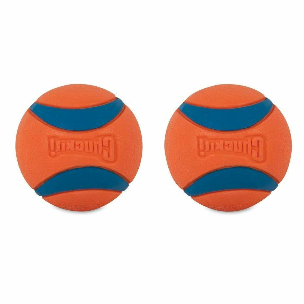 New 2-Pack Chuckit Dog and Floats Medium