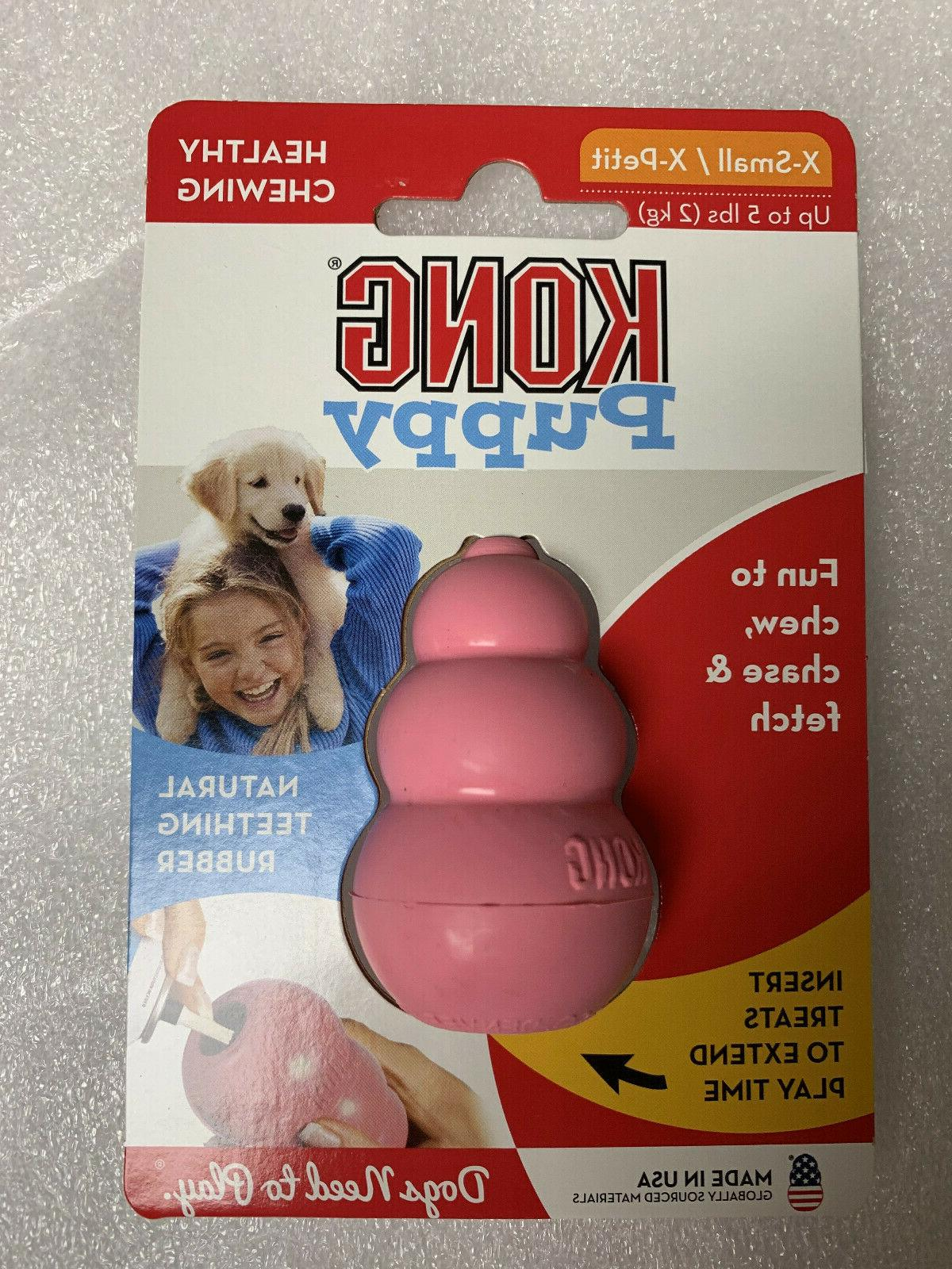NEW Pink Dog Pet Aid Treat Assorted Sizes
