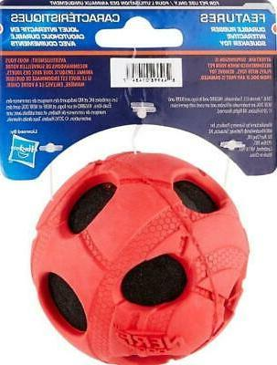 """NEW NERF BALL 3"""" INTERACTIVE FETCH TOY"""