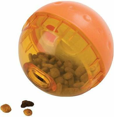 ourpets iq treat ball interactive