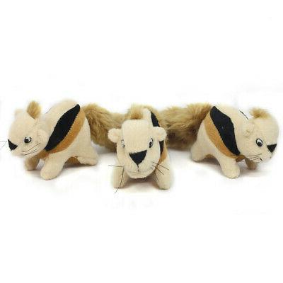Outward Hound Plush Puppies HIDE A SQUIRREL REPLACEMENT Dog