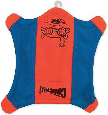 Part 511300,Petmate,Chuckit, Flying Squirrel Dog Toy, Have A