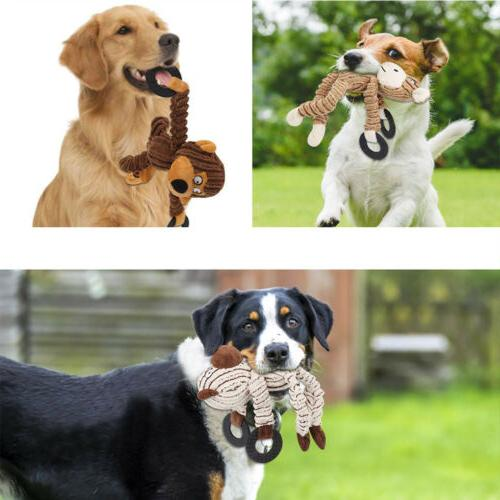 Dog Chew Plush Dog Toy Aggressive Pet Toys