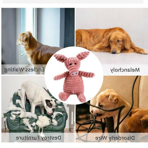 Dog Toy Plush for Aggressive Chewers Durable Plush Pet Toys