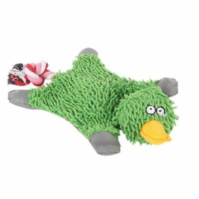 Squeaky Cord Mop Play Sound Toys Soft Plush