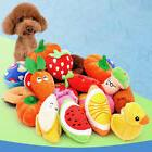 Pet Dog Puppy Toys Small Dogs Chew Squeak Plush Sound Toy Fr