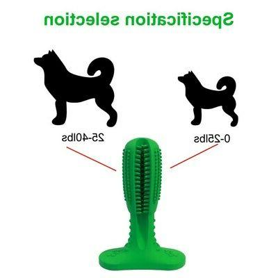 Pet Dog Pet Brushing Cleaning Chew Oral Care