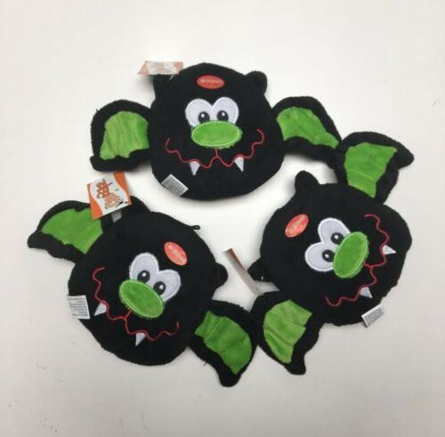 Pet Lovers Set of 3 GRRiggles Squeeze Me Dog Toys Brand New