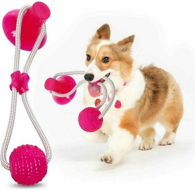 Pet Toy War With Suction Cup