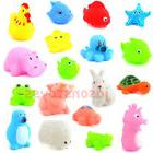 Pet Puppy Dog Cat Rubber Animal Chew Sound Squeaker Squeaky