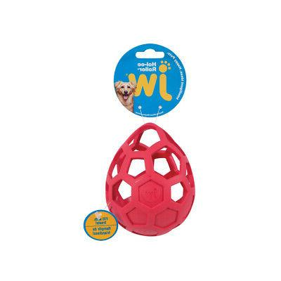 Petmate Jw Hol-ee Roller Wobbler Dog Toy. **Free Shipping**