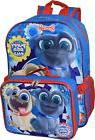puppy dog pals boys school backpack book
