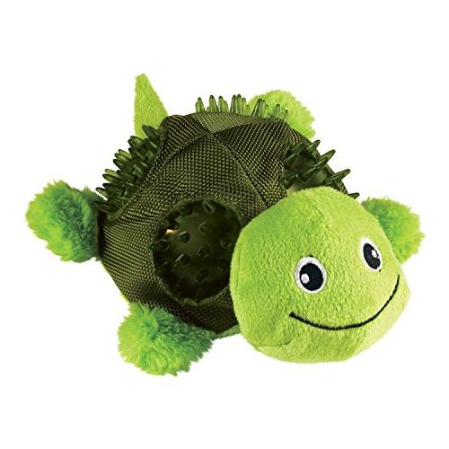 shells turtle dog toy