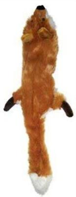 Skinneeez Stuffing Free Dog Toy 23-Fox