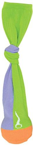 Petstages Sling Sock Fetch and Tug Dog Toy by, Small