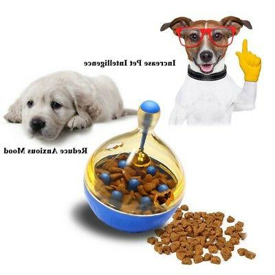 Pet Treat Ball Puzzle Food Dispenser Toy