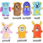 Squeakie Buddies Dog Toys  Squeaky Puppy Chew ZippyPaws