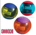 KONG SQUEEZZ ACTION BALLS 2-Pack LARGE - Squeaker Bounce Rol