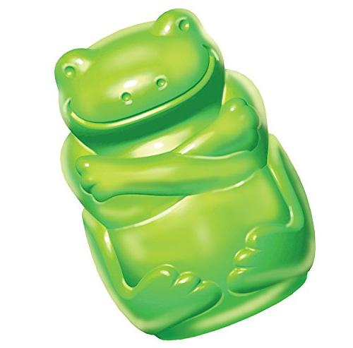 squeezz jels frog squeaking dog