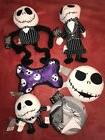DISNEY THE NIGHTMARE BEFORE CHRISTMAS DOG TOY SET !! 6 piece