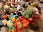 Multipet/TOYS R US-Talking Dog Toys w/REAL ANIMAL Sounds-CLO