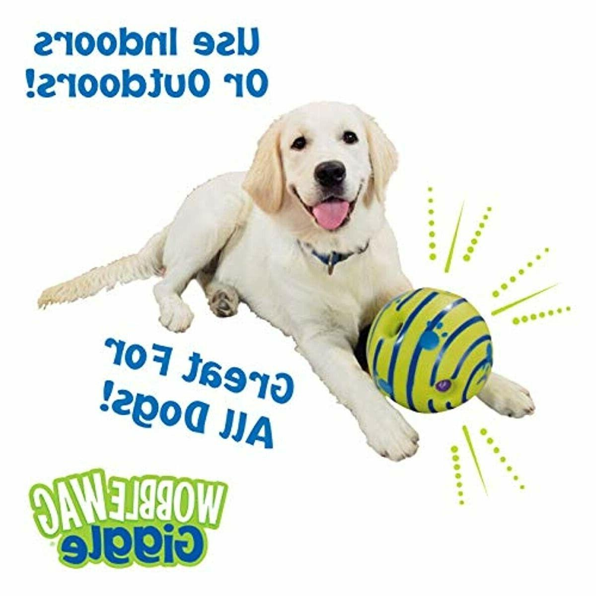Allstar Innovations Giggle Ball, Dog As BEST