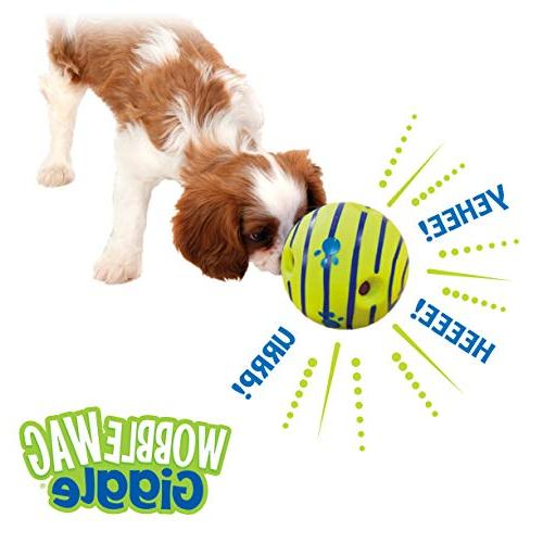 Allstar Innovations Giggle Ball, Dog