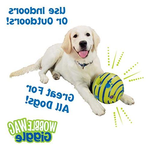 Allstar Innovations Wag Giggle Ball, Toy, As Seen on