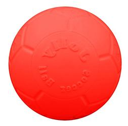 Jolly Pets Large Soccer Ball Floating-Bouncing Dog Toy, 8 in