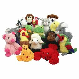 Multipet Look Who's Talking Dog Toy with REAL ANIMAL Sound S