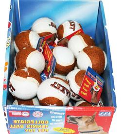 Lot of 6 TEXAS Longhorns Dog Puppy Pet Throw Fetch Toy Toys