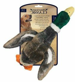 American Classic Mallard Dog Toy, Gray, One Size