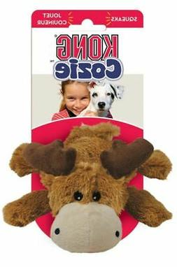 KONG Marvin Moose Cozie Dog Toy, Small Multi-Colored