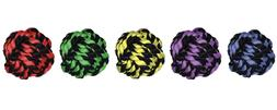 Medium Nuts for Knots Rope Dog Colors Vary