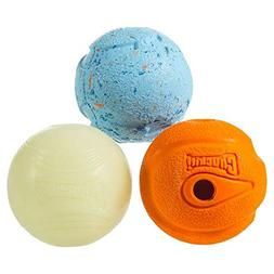 Chuckit!® Medley Ball Set Dog Toy size: Medium