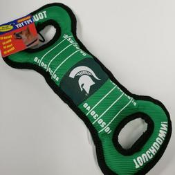 Pets First Michigan State Field Toy