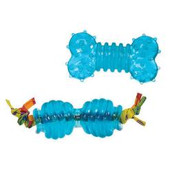 PETSTAGES MINI  ORKA CHEW PACK DOG TOY PUPPY VALUE 2 PK TEET