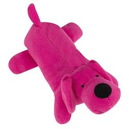 Neon Big Yelper Dog Toy - Color: Hot Pink