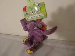 New Hugglehounds Puff The Dragon Dog Toy - Knottie Small