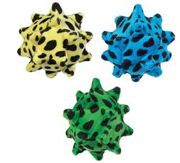 NUBBY BALLS Dog Toy Soft Nubbly Squawking Toys for Dogs Cute