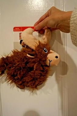 nwt dog toy moose trekkers size small