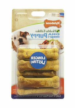 Nylabone Healthy Edibles Petite Turkey & Sweet Potato Puppy