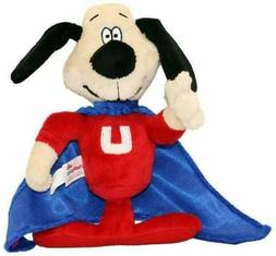 Multipet Officially Licensed Underdog Talking Dog Toy, 9-Inc