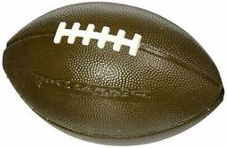 Planet Dog Orbee Tuff Football, Chew-Fetch-Play Toy for Medi