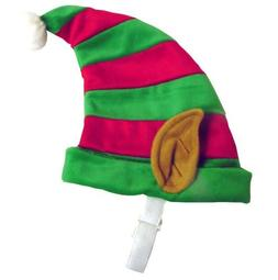 Outward Hound Kyjen  PP01870 Elf Hat Dog Holiday Accessory,