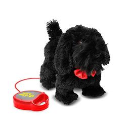 Meva PawPals Kids Walking and Barking Puppy Dog Toy Pet with
