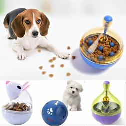 Pet Dog Puzzle Food Dispenser Treat Ball Feeder Bowl IQ Inte